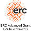 ERC Advanced Grant Soilife